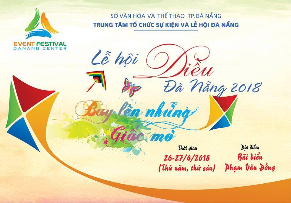 Những cánh diều rực rỡ sắc màu bên bờ biển Đà Nẵng