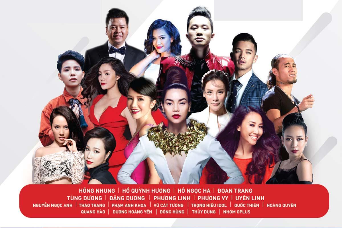 Lễ hội pháo hoa Quốc tế Đà Nẵng 2018: Hé lộ 03 chương trình đồng hành đặc sắc