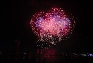 Lễ hội pháo hoa Quốc tế Đà Nẵng – DIFF 2018 chính thức khai mạc 12