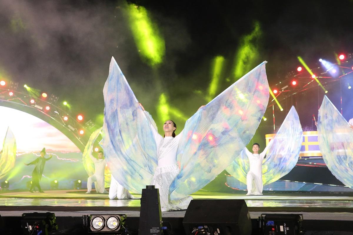 Lễ hội pháo hoa Quốc tế Đà Nẵng – DIFF 2018 chính thức khai mạc 3