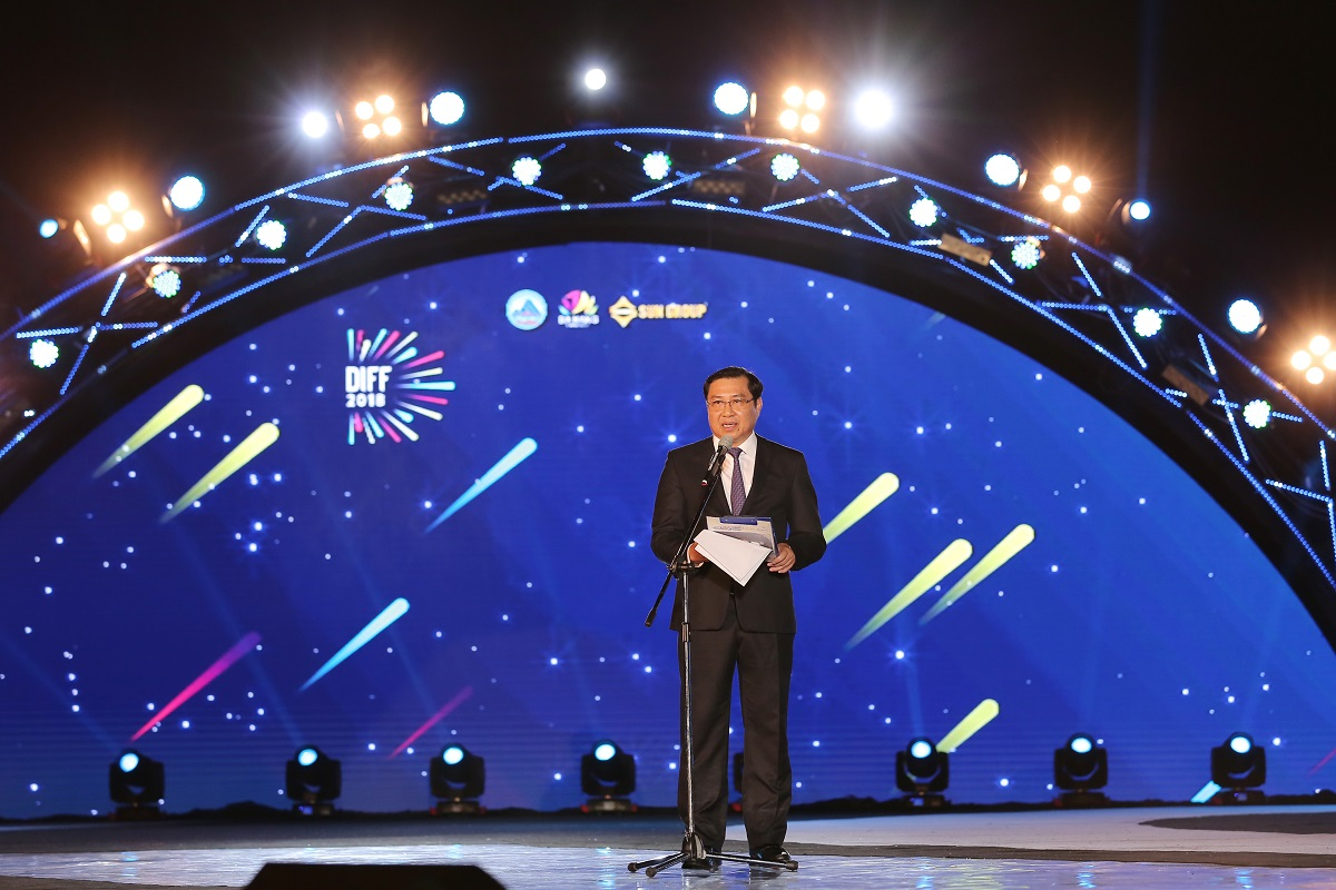 Danang International Fireworks Festival 2018 - The official opening Ceremony 3