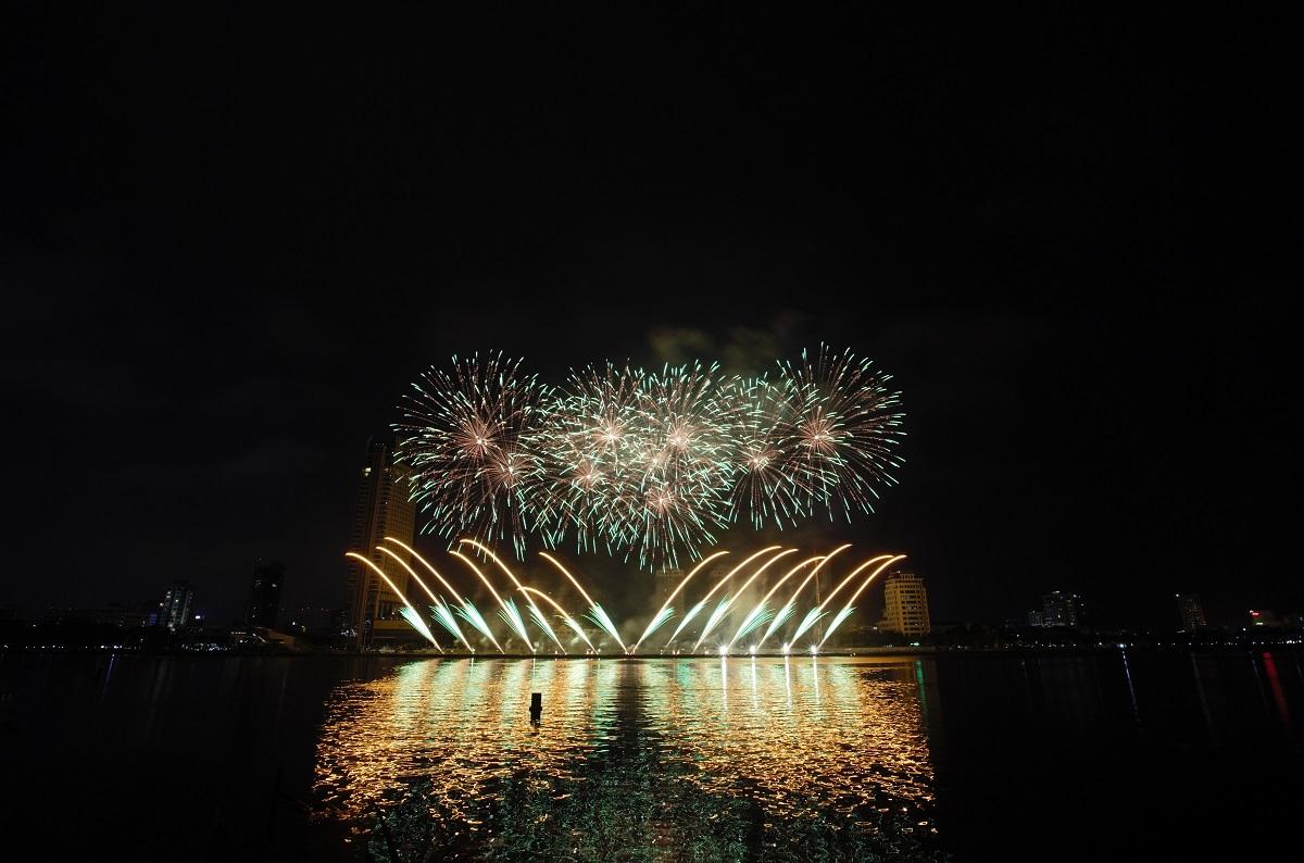 Lễ hội pháo hoa Quốc tế Đà Nẵng – DIFF 2018 chính thức khai mạc 10