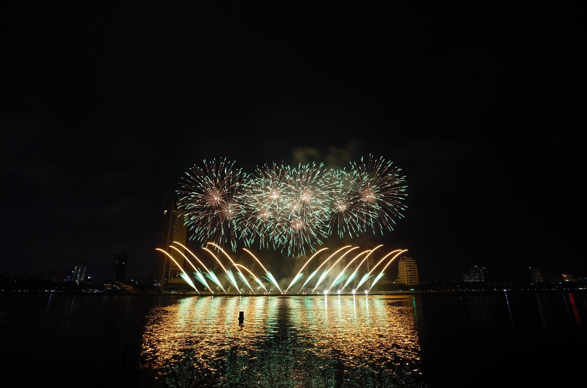 Danang International Fireworks Festival 2018 - The official opening Ceremony 5