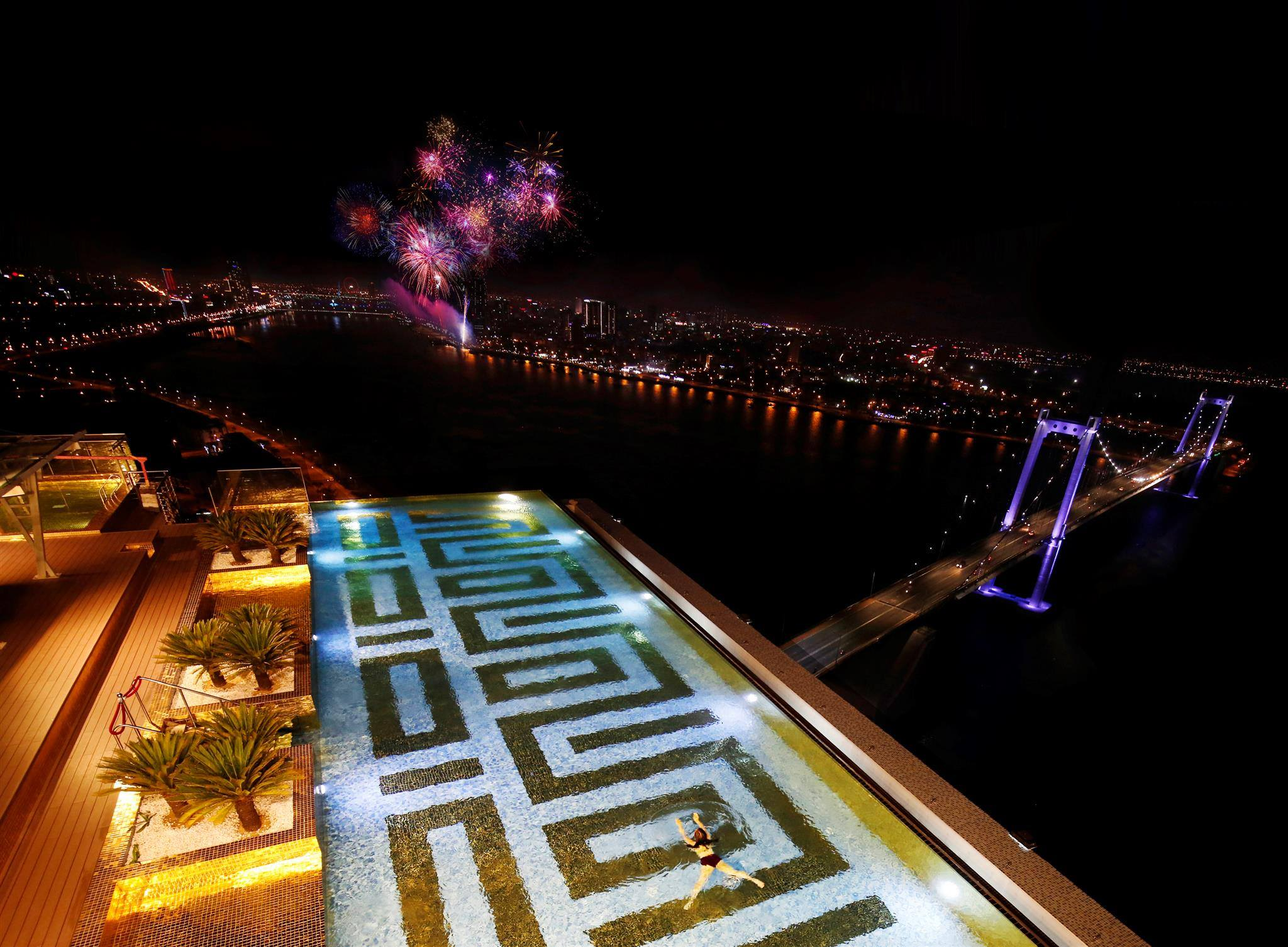 Danang International Fireworks Festival 2018 - The official opening Ceremony