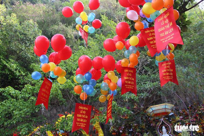 Lễ vía Đức Bồ Tát ở lễ hội Quán Thế Âm Đà Nẵng 5