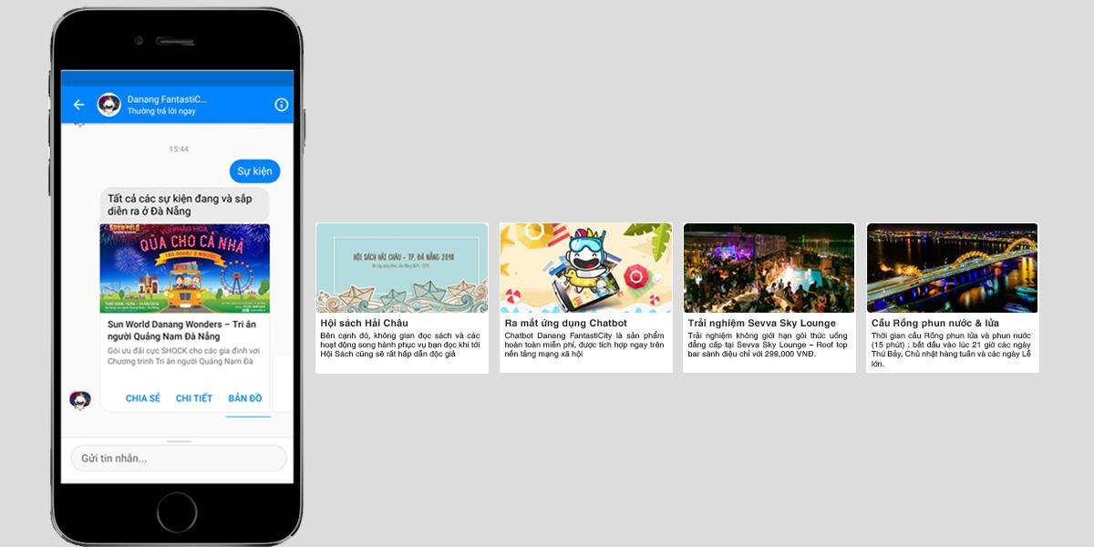 Đà Nẵng: Ra mắt Ứng dụng Chatbot trong lĩnh vực du lịch 7