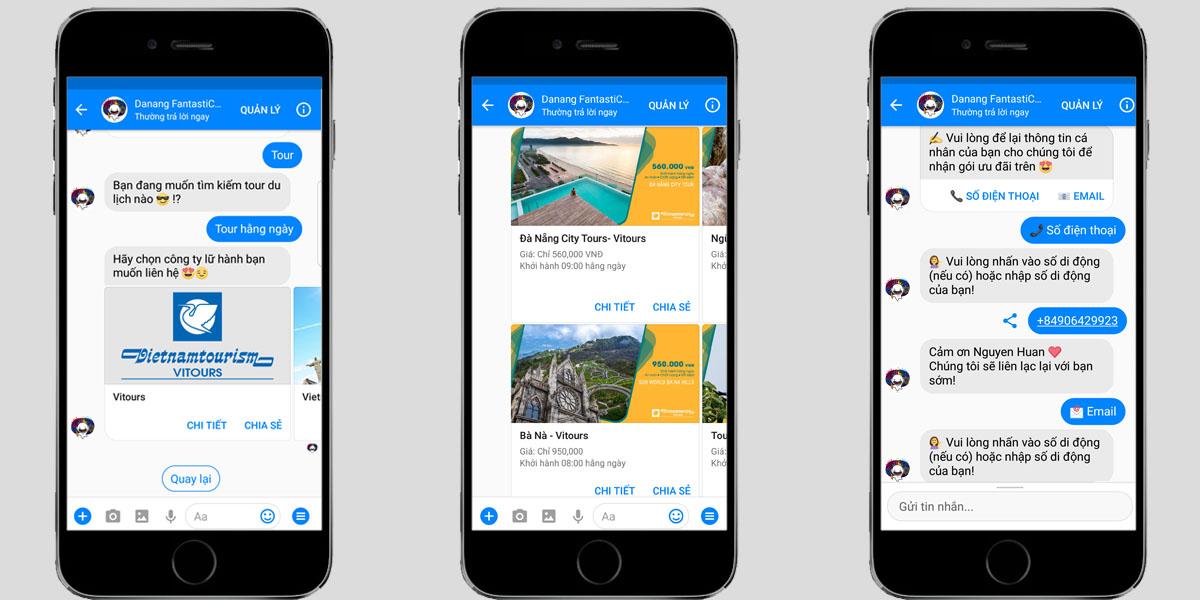 Đà Nẵng: Ra mắt Ứng dụng Chatbot trong lĩnh vực du lịch 8