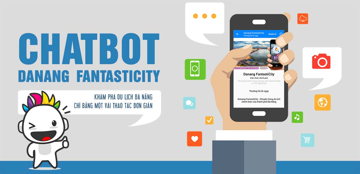 Đà Nẵng: Ra mắt Ứng dụng Chatbot trong lĩnh vực du lịch 12