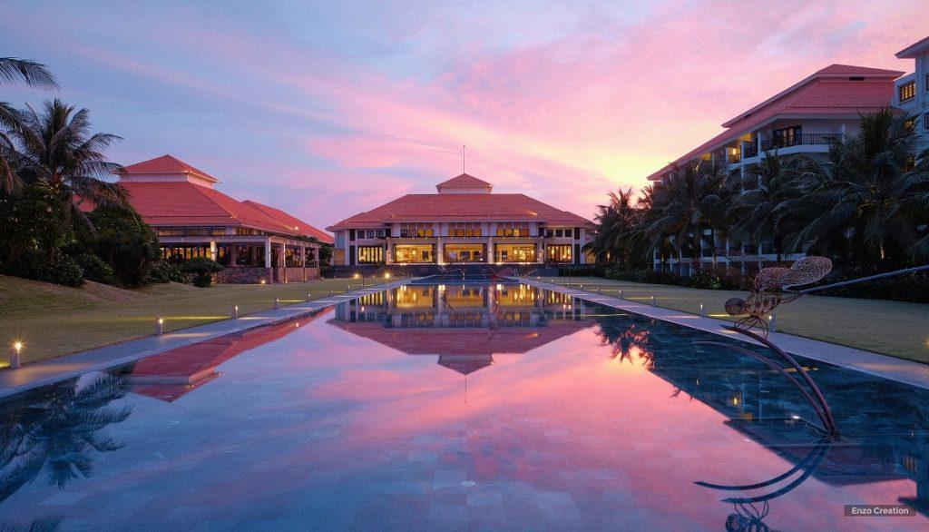 Pullman Danang Beach Resort: SuperHero Buffet Dinner  7