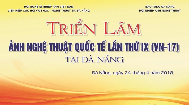 """Triển lãm ảnh """"Cuộc thi ảnh Nghệ thuật Quốc tế lần thứ IX tại Việt Nam năm 2018"""""""
