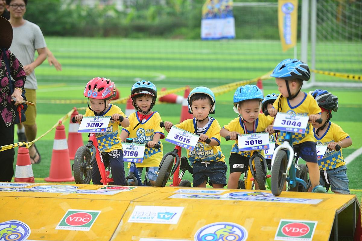 27.05: Cua-rơ Nhí xuyên Việt 2018 đổ bộ Đà Nẵng