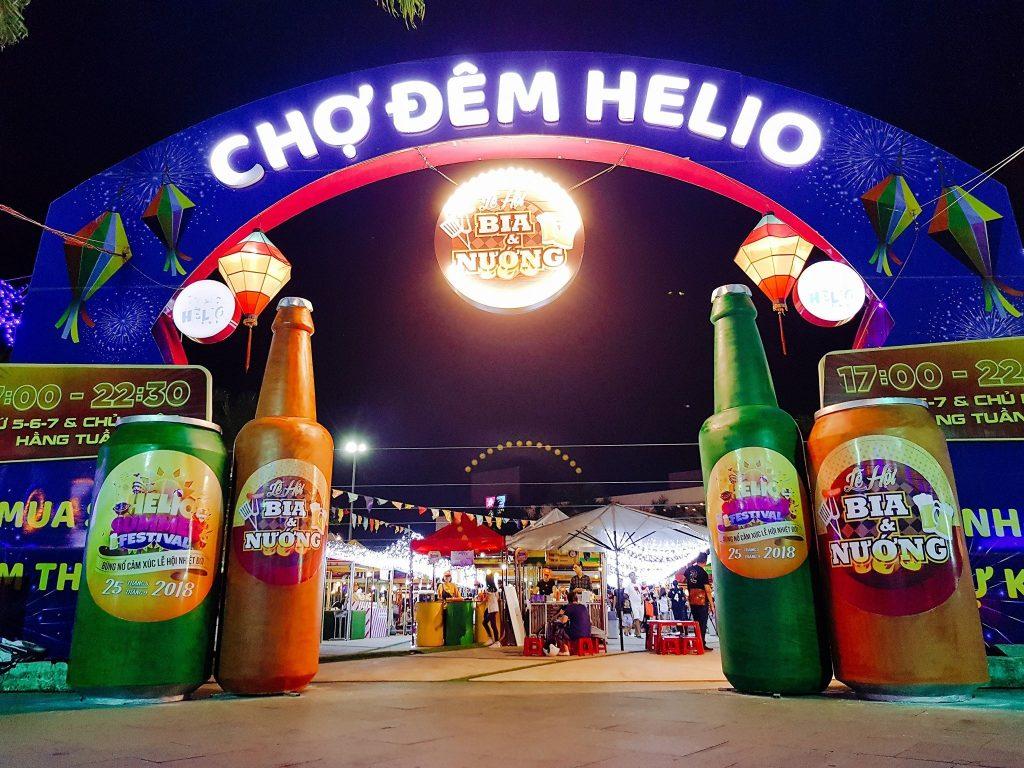 """Bùng nổ """"chất men"""" của mùa hè cùng Lễ hội Bia & Nướng Helio Center"""