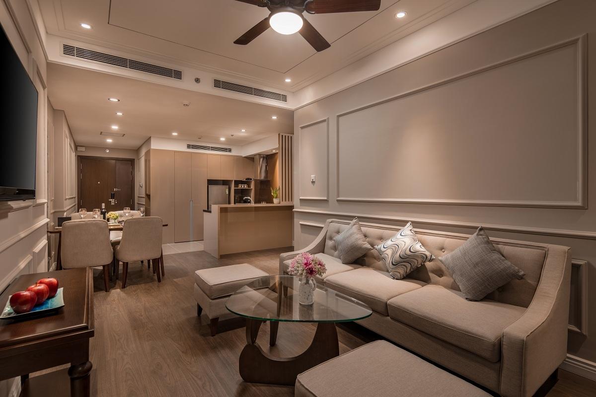 Altara Suites - Hấp dẫn căn hộ khách sạn gần biển ở Đà Nẵng