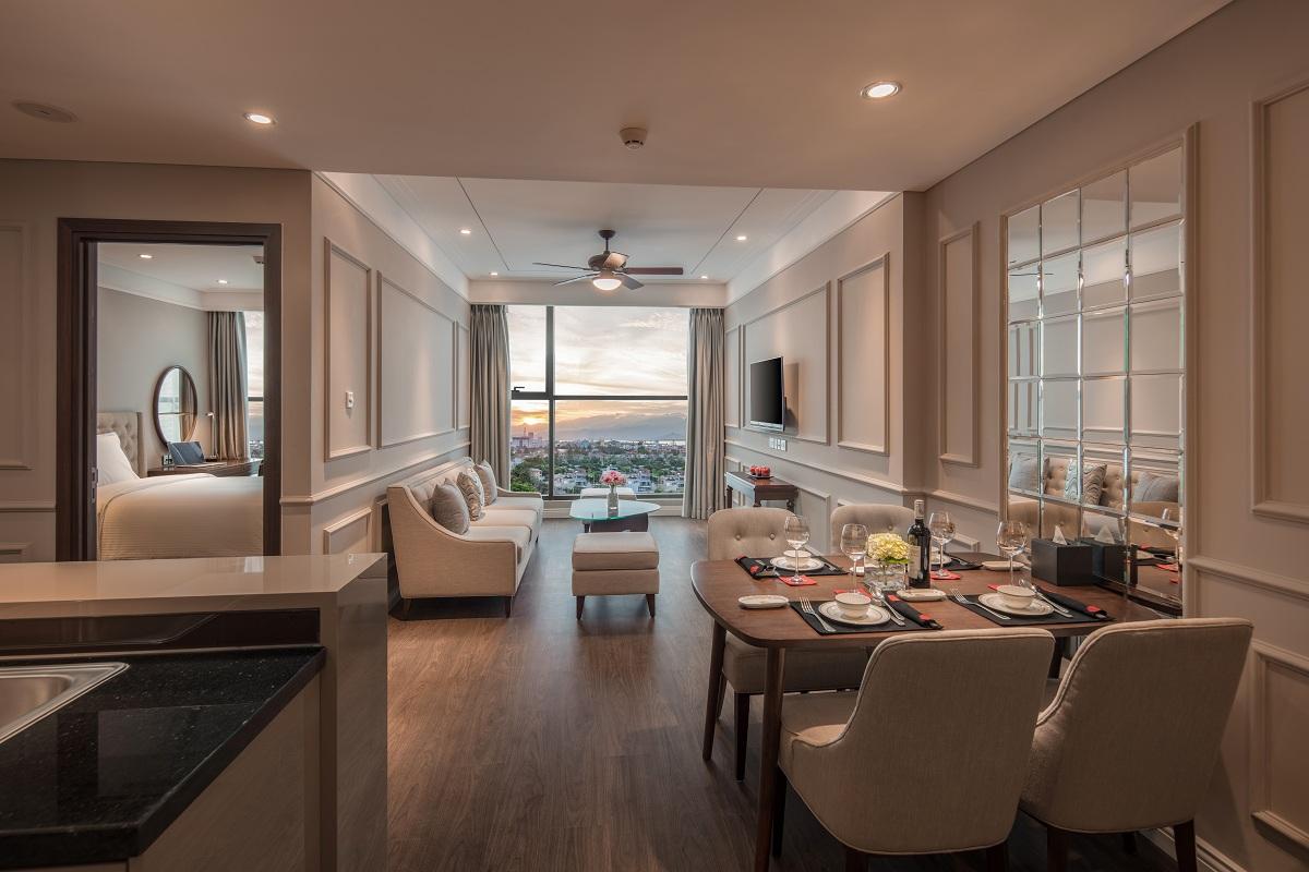 Altara Suites Đà Nẵng: Ưu đãi hấp dẫn giảm 30% giá phòng và miễn phí đưa đón sân bay 2