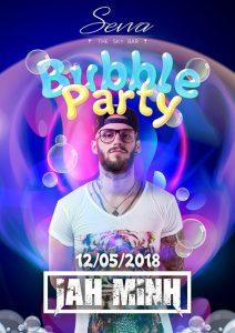 Bubble Party tại Sevva Sky Lounge Danang 1