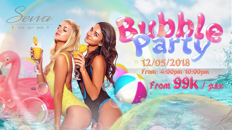 Bubble Party - From 99k Only 1