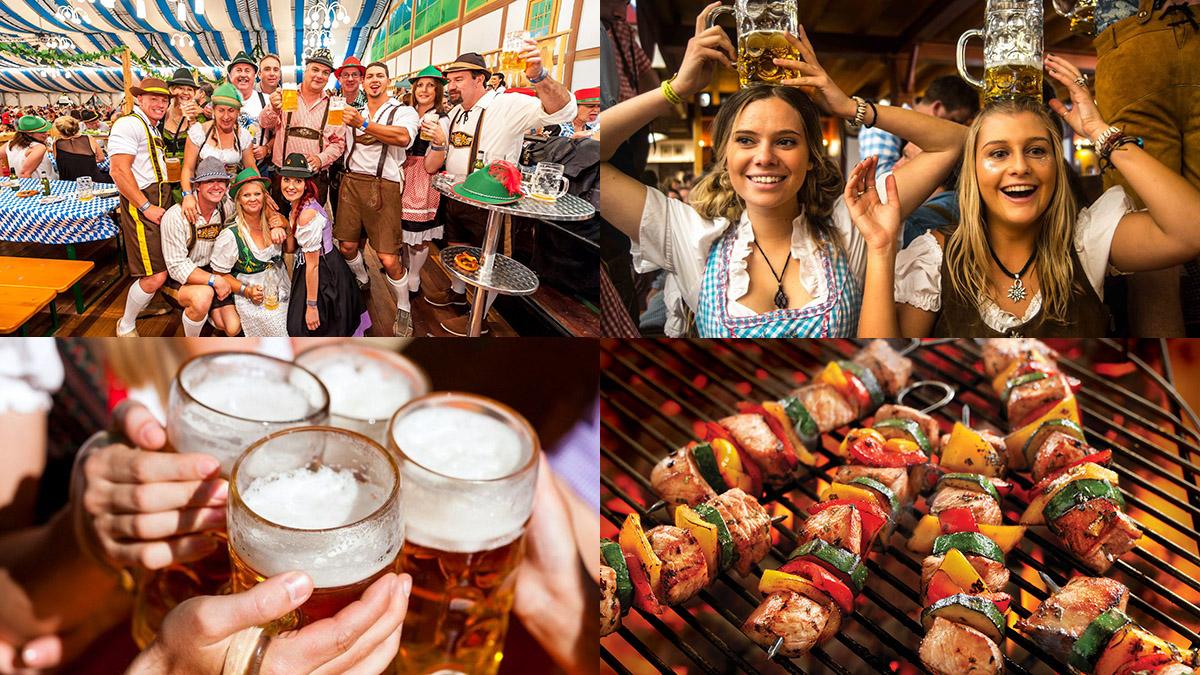 Bùng nổ mọi giác quan cùng chuỗi lễ hội HELIO SUMMER FESTIVAL 2018 Lễ hội Bia & Nướng -Lễ hội Game -Lễ hội Ẩm thực đường phố -Lễ hội Lân sư rồng quốc tế 2