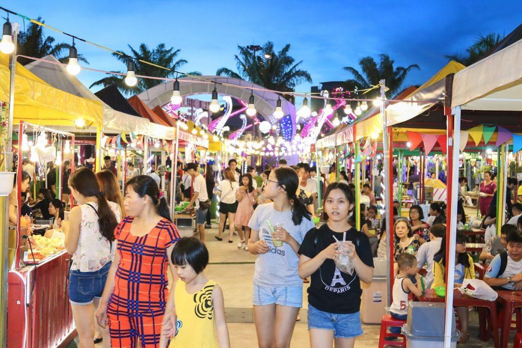 Bùng nổ mọi giác quan cùng chuỗi lễ hội HELIO SUMMER FESTIVAL 2018 Lễ hội Bia & Nướng -Lễ hội Game -Lễ hội Ẩm thực đường phố -Lễ hội Lân sư rồng quốc tế 5