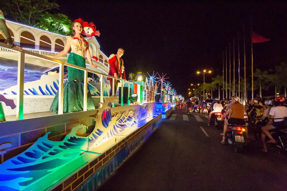 Lễ hội pháo hoa Quốc tế Đà Nẵng 2019 sẽ diễn ra trong 05 đêm, từ 01/06 đến 06/07/2019 5