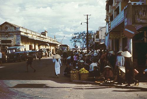 Đà Nẵng hơn 60 năm trước qua góc máy của người Mỹ