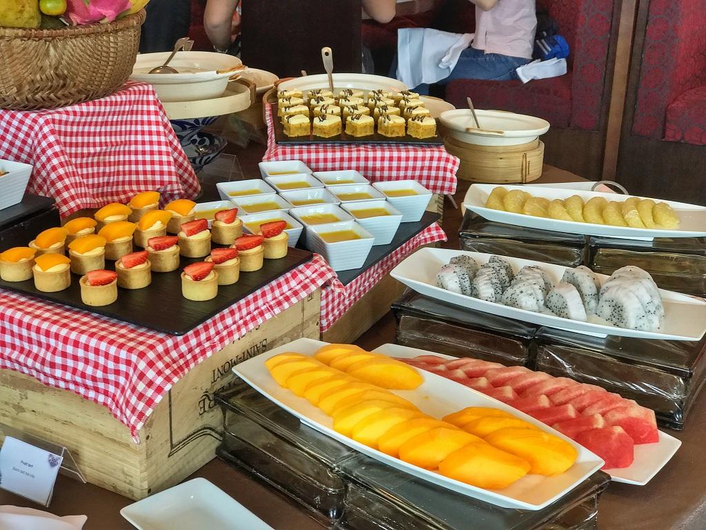 """Đắm chìm """"Tiệc buffet ẩm thực Trung Hoa"""" tại nhà hàng Golden Dragon 13"""
