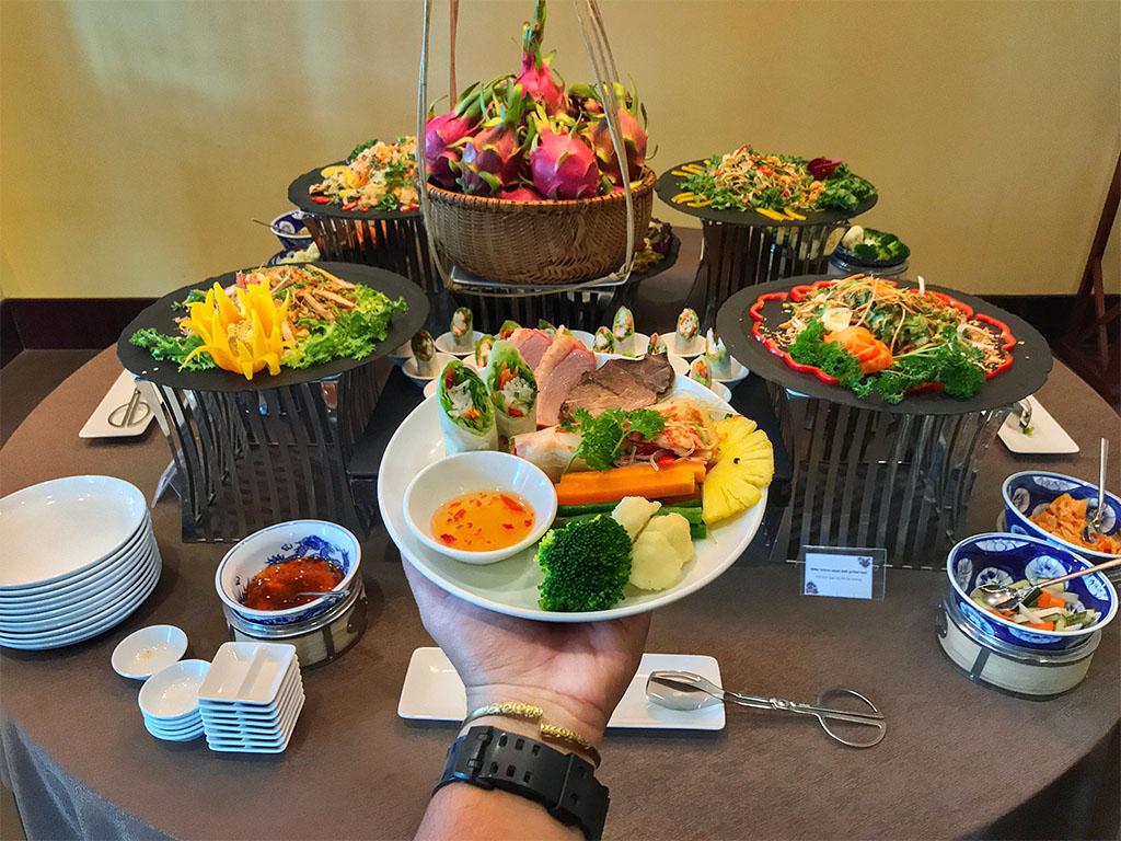 """Đắm chìm """"Tiệc buffet ẩm thực Trung Hoa"""" tại nhà hàng Golden Dragon 6"""