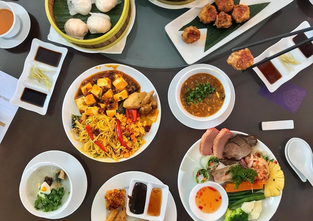 """Đắm chìm """"Tiệc buffet ẩm thực Trung Hoa"""" tại nhà hàng Golden Dragon 10"""