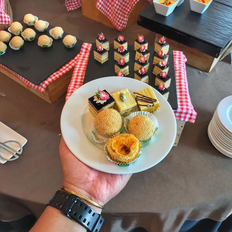 """Đắm chìm """"Tiệc buffet ẩm thực Trung Hoa"""" tại nhà hàng Golden Dragon 11"""