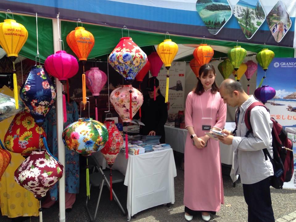 Giới thiệu du lịch 03 địa phương Thừa thiên Huế - Đà Nẵng - Quảng Nam tại Nhật Bản