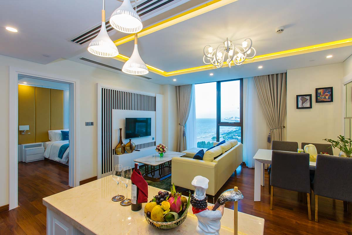 Mừng sinh nhật 1 năm Mandila Beach Hotel - Giảm 50% tất cả các dịch vụ ăn uống 4