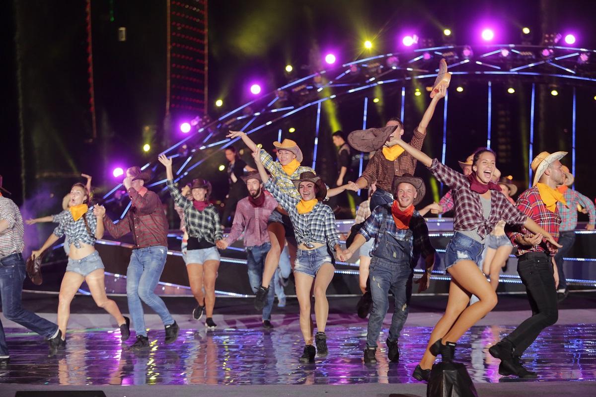 """Lễ hội pháo hoa Quốc tế Đà Nẵng 2018 tiếp tục bùng bổ với đêm thứ hai """"Nhịp cầu Thời gian"""" 5"""