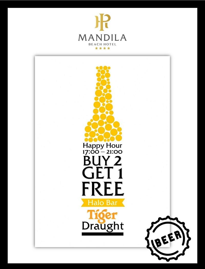 Mandila Beach Hotel – Summer Packages 05.2018 2