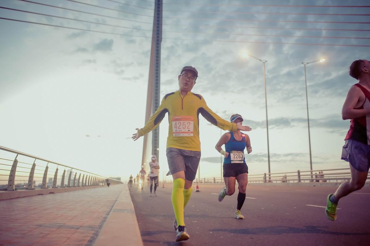 Thông cáo báo chí Cuộc thi Marathon Quốc tế Đà Nẵng năm 2018 tài trợ chính bởi Manulife 1