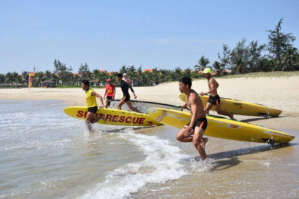 Nâng cao trình độ chuyên môn và kỹ năng cứu hộ cho các khách sạn Đà Nẵng, Hội An 2