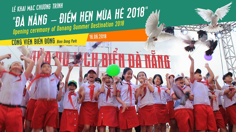 Exciting events at Danang – Summer Destination 2018 1