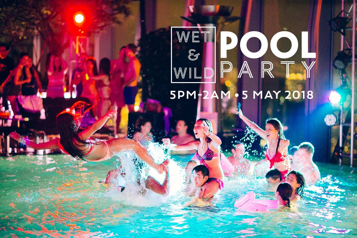 Novotel Danang Premier Han River – Wet & Wild POOL PARTY 05.05.2018 1