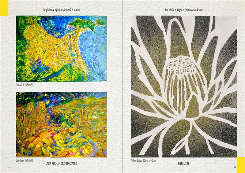 """Pullman Danang Beach Resort tổ chức triển lãm nghệ thuật đương đại """"NGƯỜI LƯU TRÚ"""" trong khuôn khổ dự án ARTIST PLAYGROUND 1"""