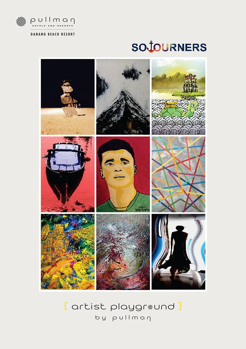 """Pullman Danang Beach Resort tổ chức triển lãm nghệ thuật đương đại """"NGƯỜI LƯU TRÚ"""" trong khuôn khổ dự án ARTIST PLAYGROUND"""