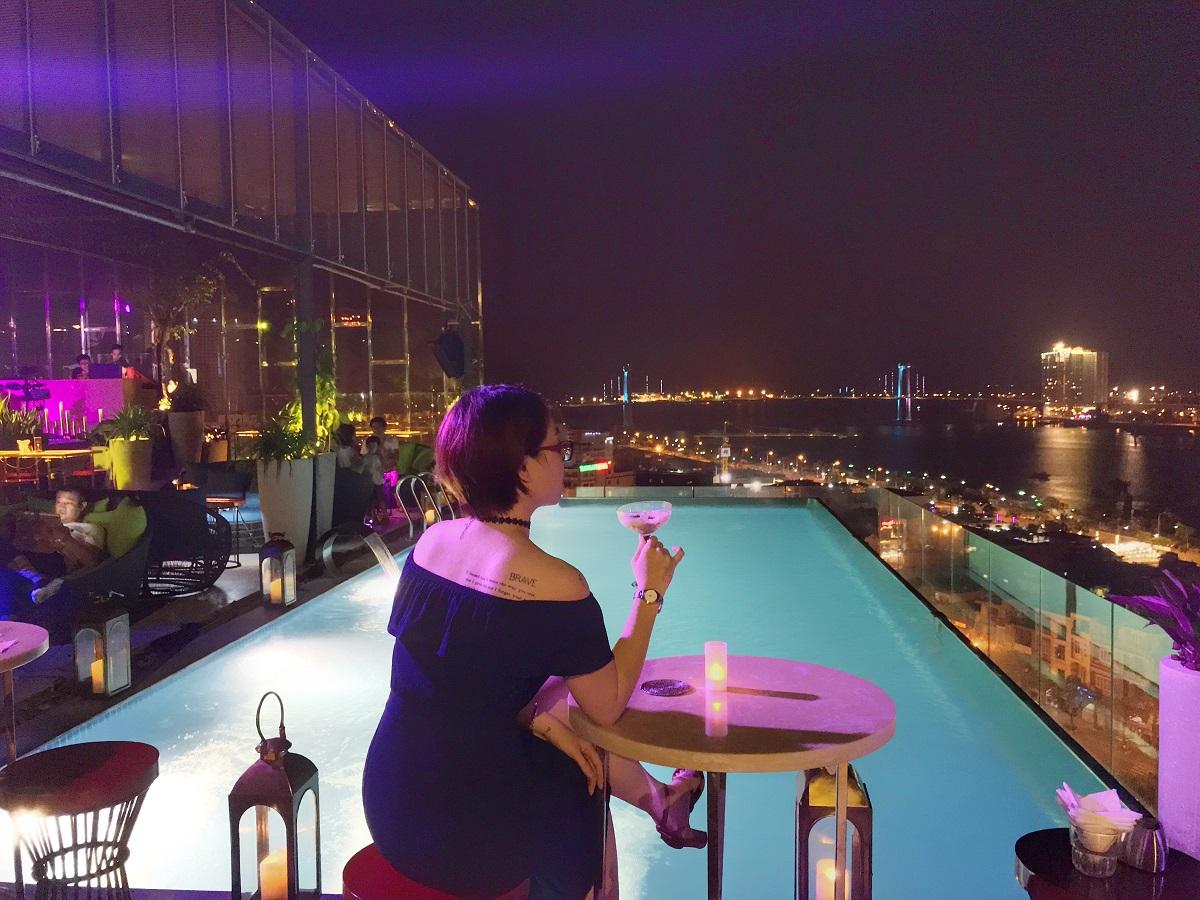 Thư giãn thật đẳng cấp và lãng mạn tại Sevva Sky Lounge Danang mới lạ nhất miền Trung 5