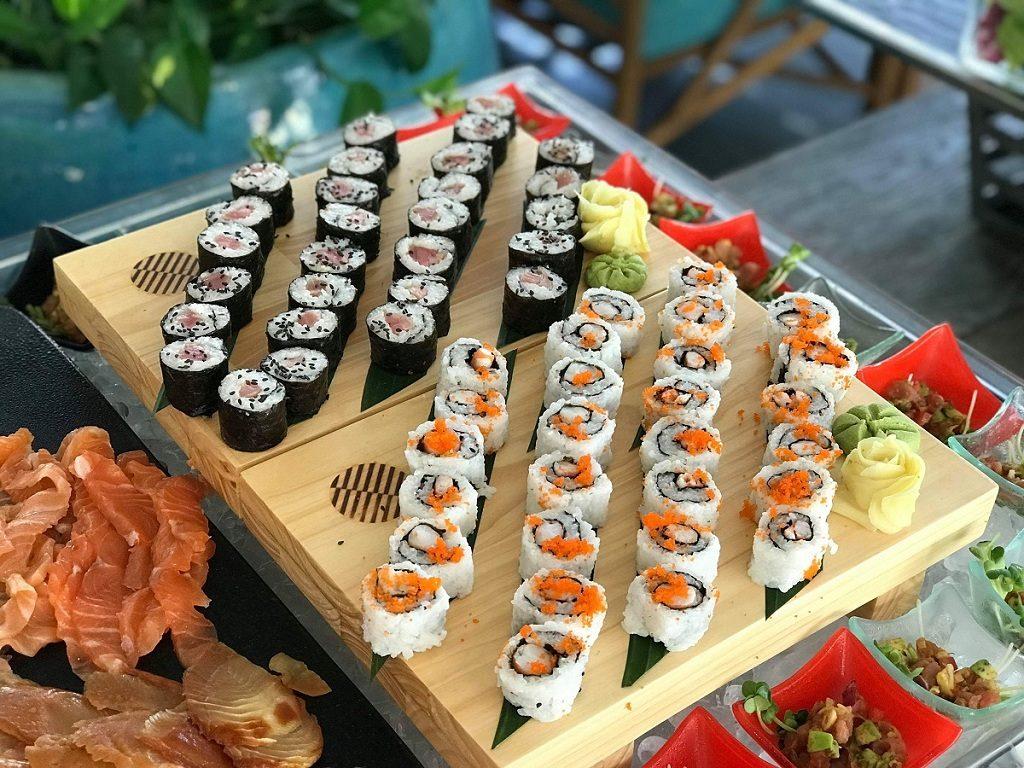 Pullman Danang Beach Resort: SuperHero Buffet Dinner  2