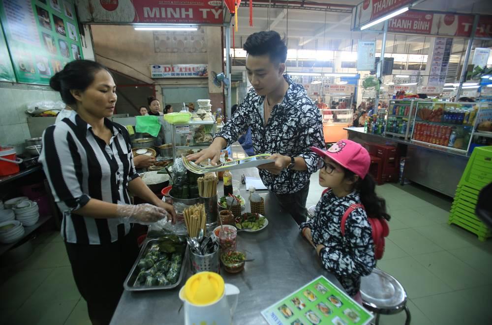 """Trải nghiệm ẩm thực Đà Nẵng cùng """"Bố ơi! mình đi đâu thế?"""" 5"""