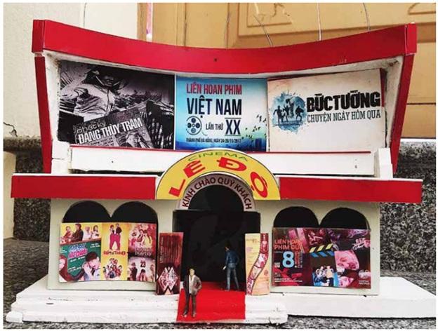 "Art Exhibition ""Danang Tui"" 4"