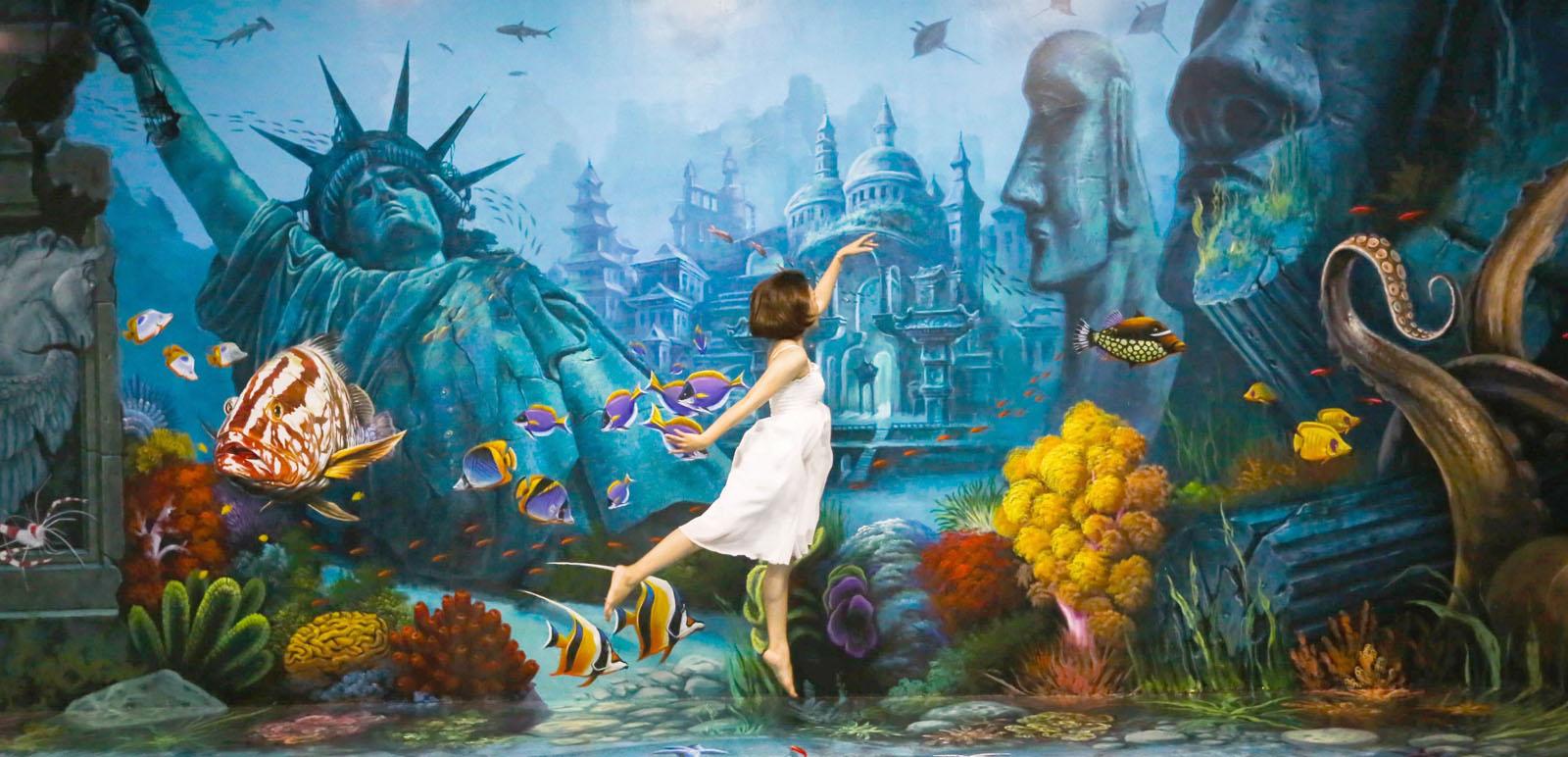 Nhận ngay ưu đãi khi đặt vé Art in Paradise Danang - Phòng tranh 3D Art Đà Nẵng trên Danang FantastiCity 1