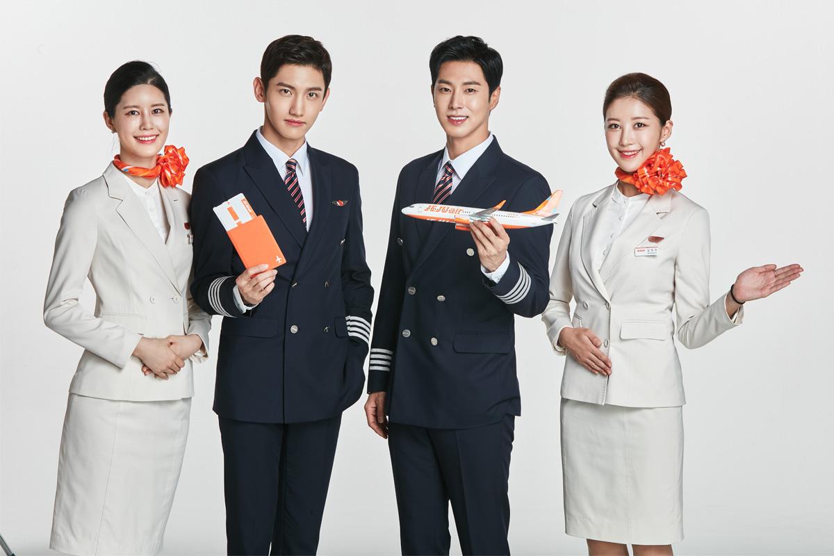Bay đến Hàn Quốc cùng JEJUair 3