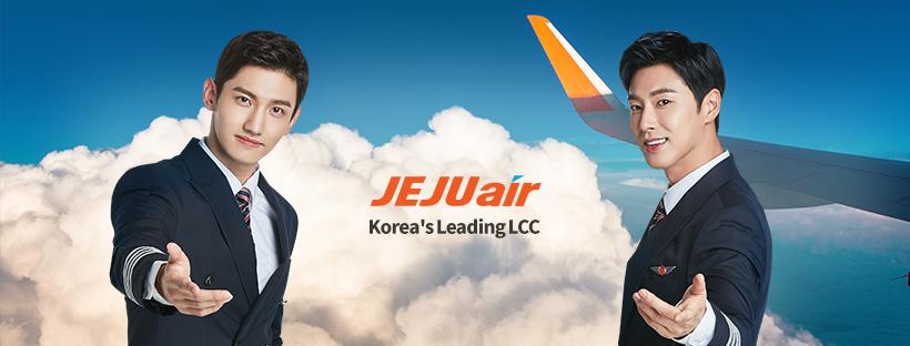 Bay đến Hàn Quốc cùng JEJUair 4