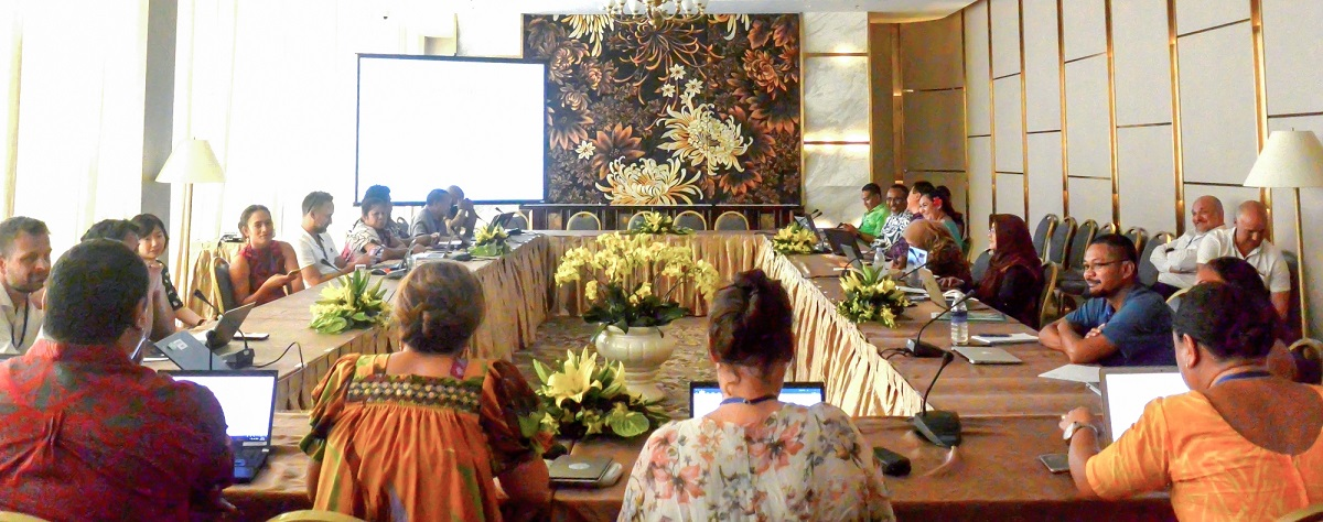 Cung Hội nghị Quốc tế Ariyana bắt đầu những phiên họp đầu tiên trong khuôn khổ Đại Hội đồng Quỹ môi trường toàn cầu GEF6 4