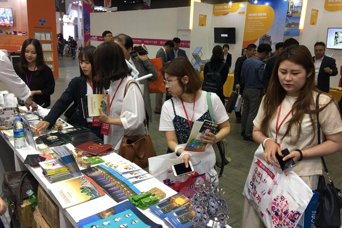 Giới thiệu du lịch Đà Nẵng tại Hàn Quốc 1