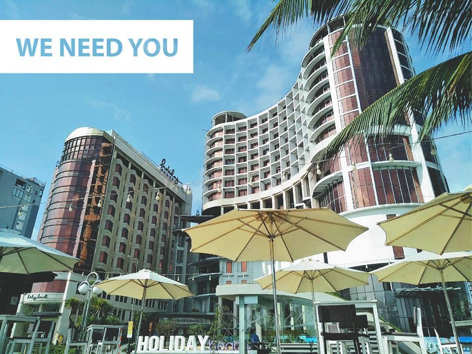 Holiday Beach Danang Hotel & Resort tuyển dụng tháng 07.2018