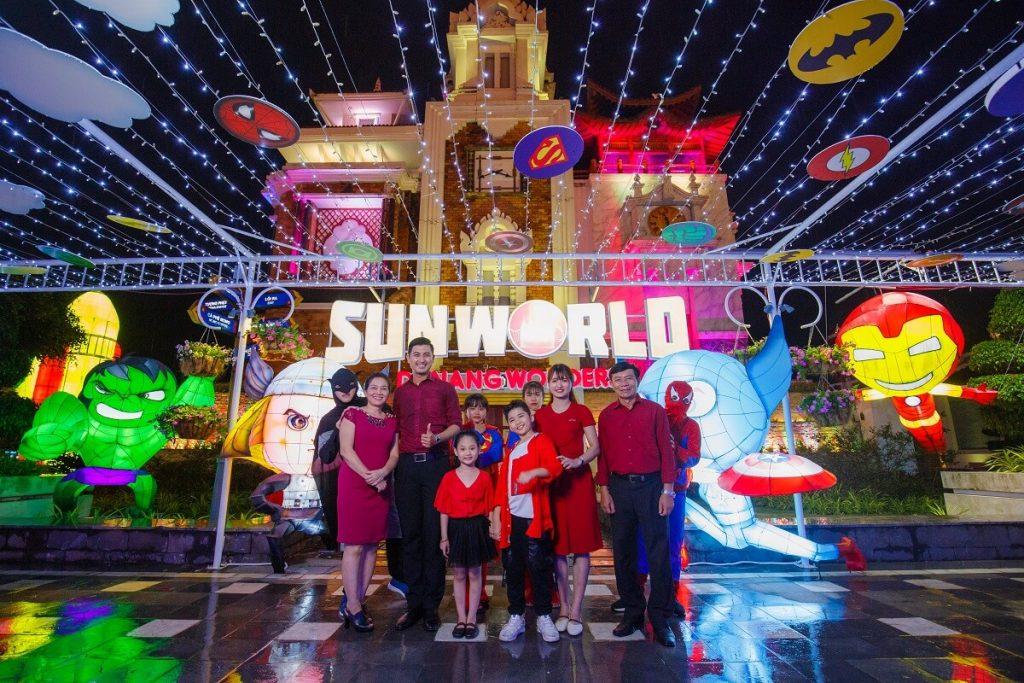 Lạc vào xứ sở thần tiên trong lễ hội đèn lồng 2018 tại Sun World Danang Wonders 5