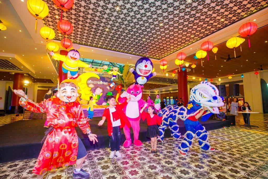 Lạc vào xứ sở thần tiên trong lễ hội đèn lồng 2018 tại Sun World Danang Wonders 2